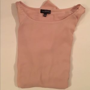 The limited blush/pink beautiful blouse
